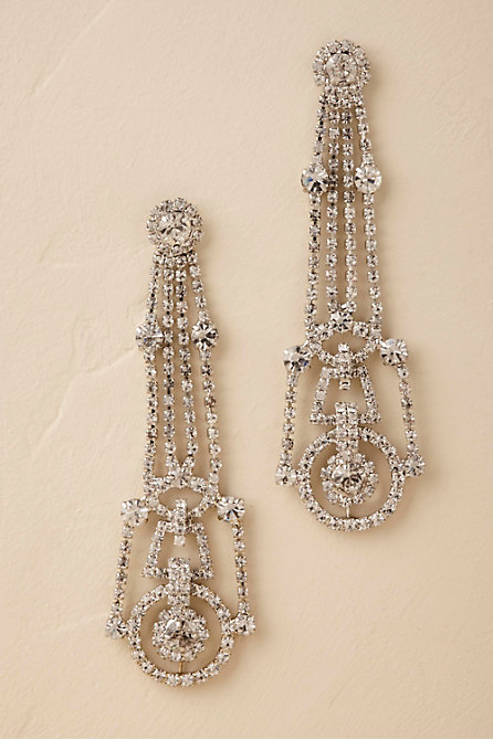 Odeon Chandelier Earrings