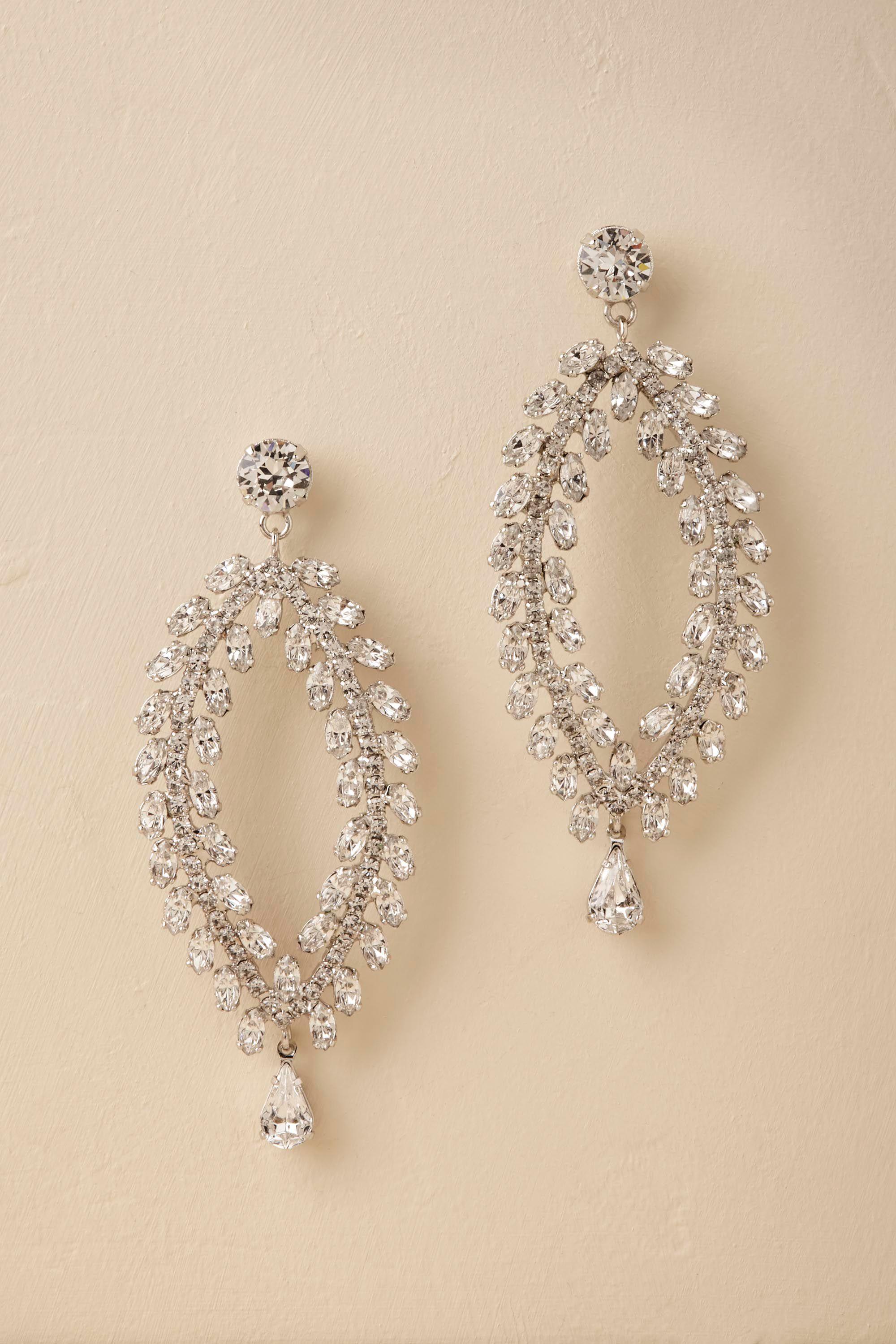 Victoire Chandelier Earrings