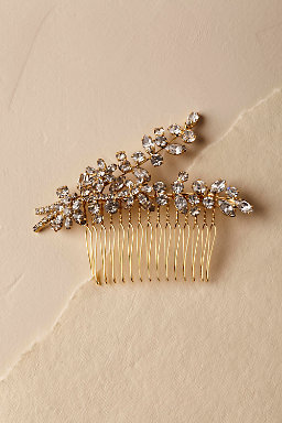 Twin Branch Hair Comb