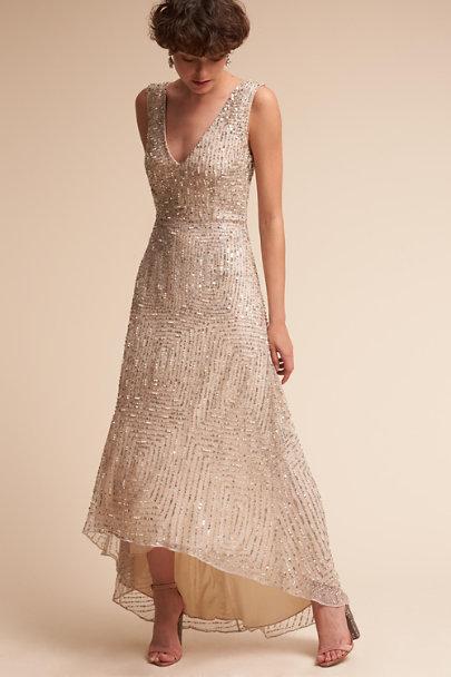 5a44eacae9e6 Silver Tango Dress   BHLDN ...