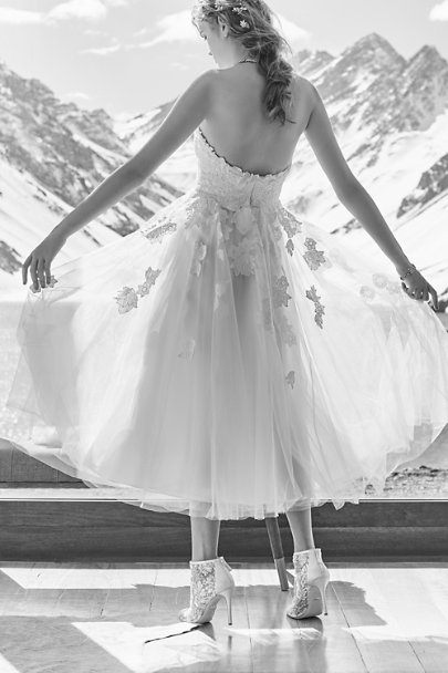 Watters Ivory Felicity Gown | BHLDN