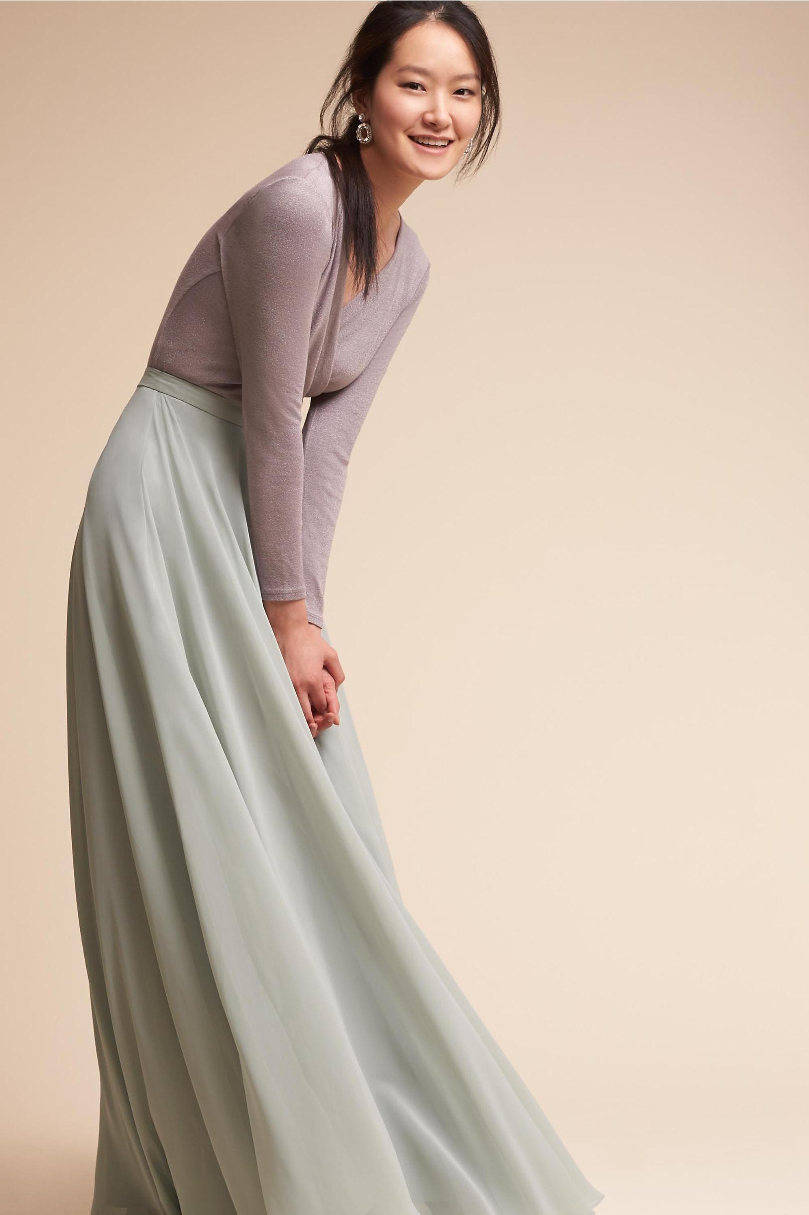 Bridesmaid dresses on sale bhldn blanche top ombrellifo Choice Image