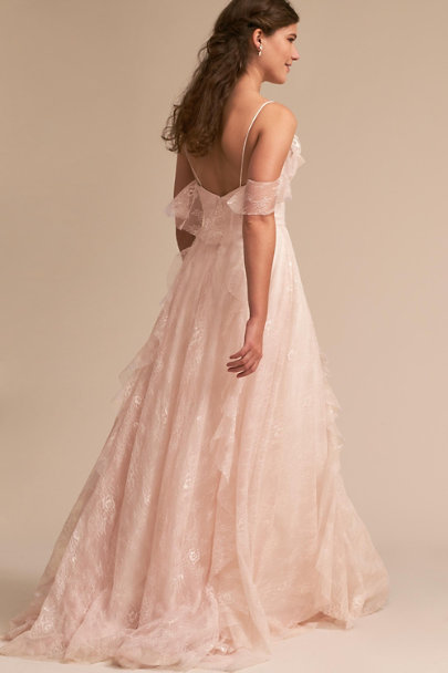 Theia Bridal Rose Ava Gown | BHLDN