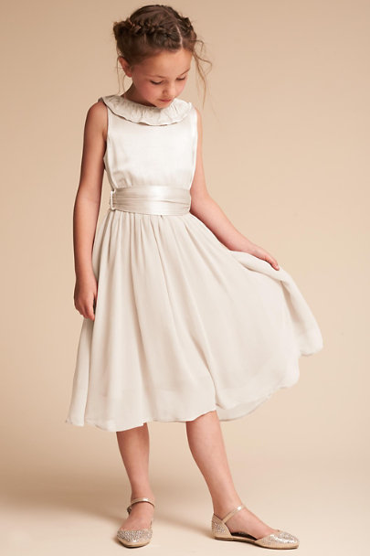 Ghost London Ivory Freya Dress | BHLDN