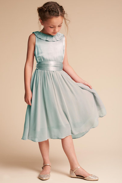 Ghost London Sky Light Freya Dress | BHLDN