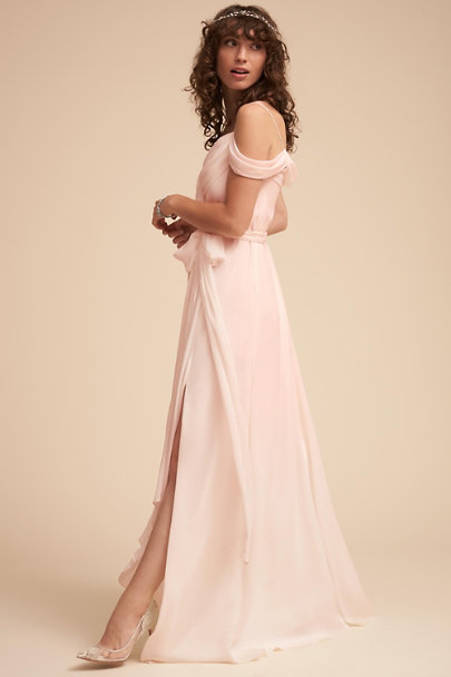 Watters Blush Kane Dress | BHLDN