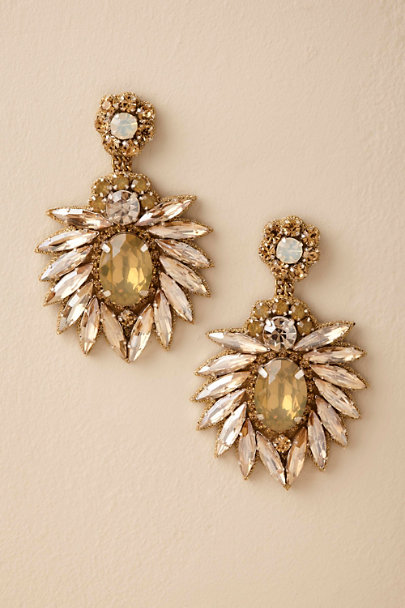Deepa Gold Danya Earrings | BHLDN