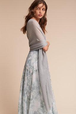 Black Grey Bridesmaid Dresses Bhldn
