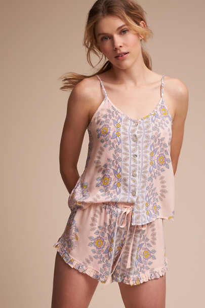 Homebodii Blush Loralie Camisole | BHLDN