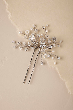 Verbena Hair Pin