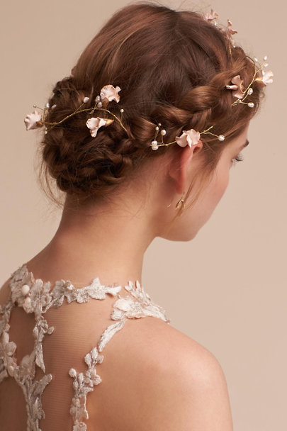Twigs & Honey Gold Otavia Vine | BHLDN