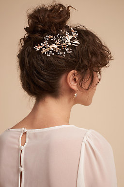 Shop our 2017 selection of elegant hair accessories at BHLDN. Explore our collection of bohemian hair accessories