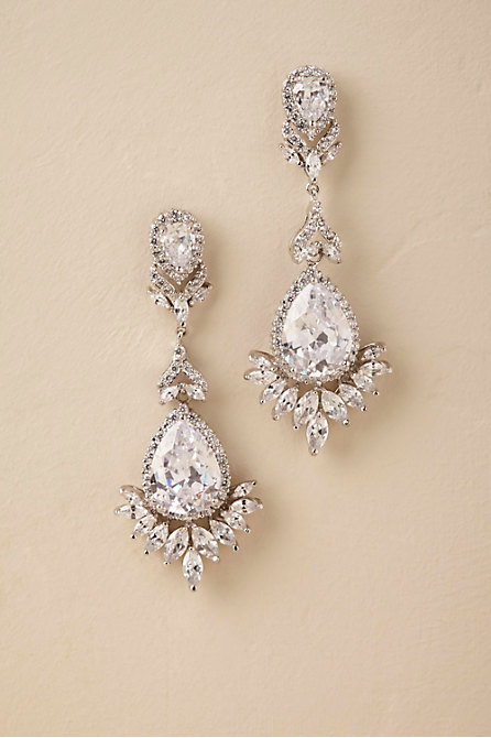 Daniela Chandelier Earrings