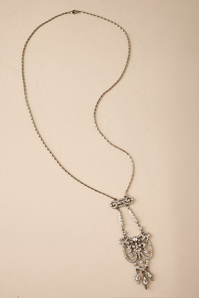 Ben-Amun Silver Paramount Necklace | BHLDN