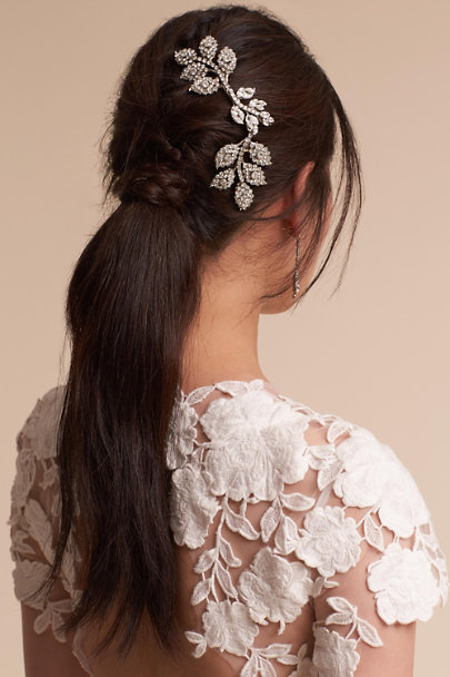 Ti Adoro Silver Alvarie Headpiece | BHLDN