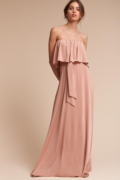 twobirds Rosewater Maya Dress | BHLDN