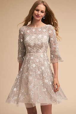 Wedding reception dresses little white dresses bhldn sun valley dress junglespirit