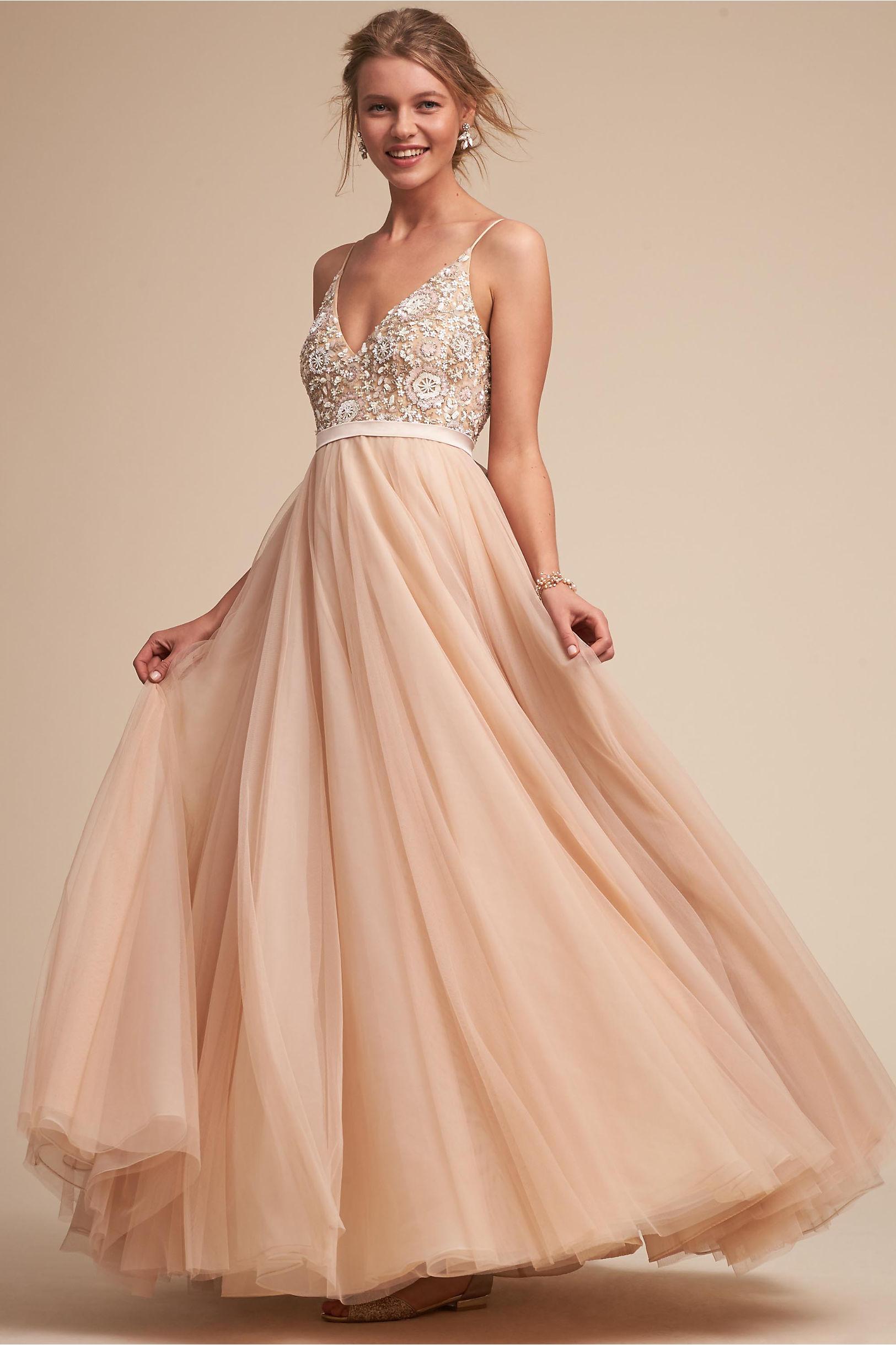 Benson Gown in Sale   BHLDN
