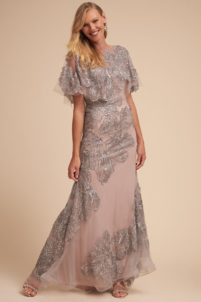 Silver Konstantin Dress | BHLDN