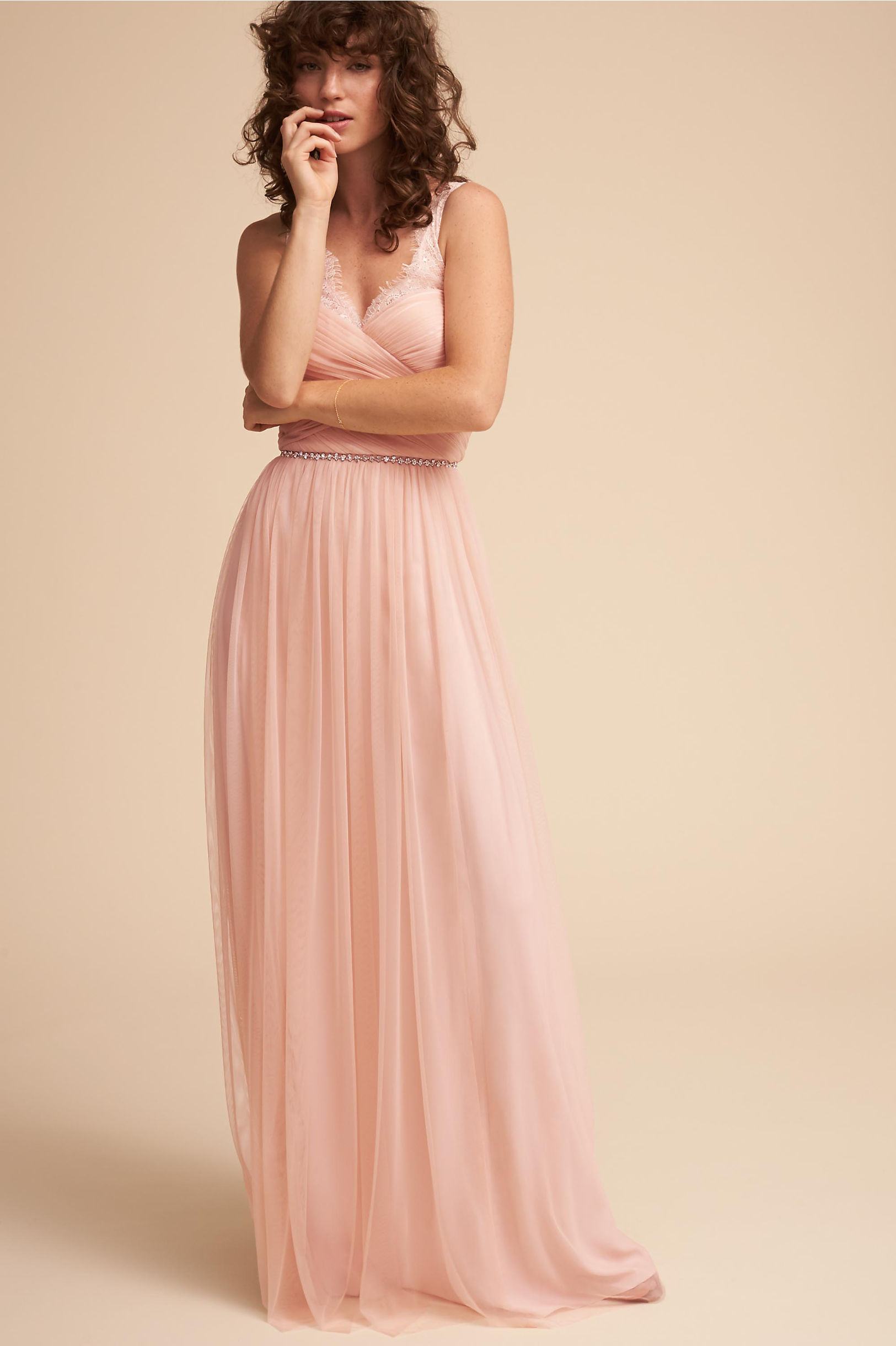 c29d6cbd3c Hitherto Rose Fleur Dress