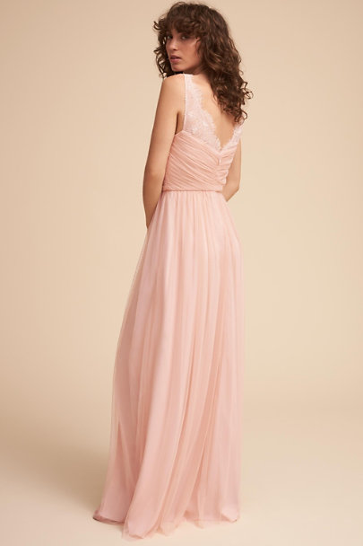 Hitherto Rose Fleur Dress | BHLDN