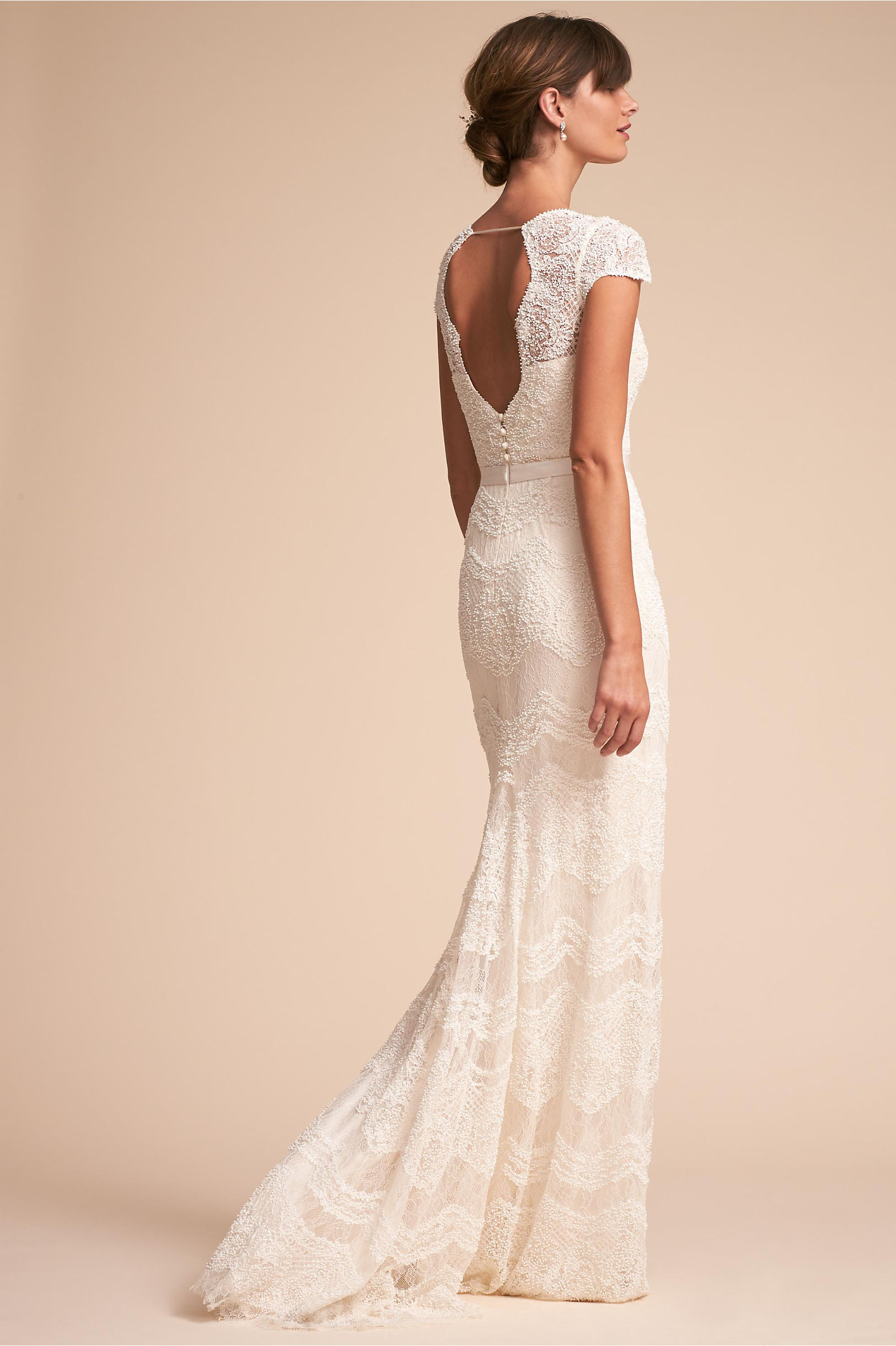 Katherine Gown Ivory in Sale | BHLDN