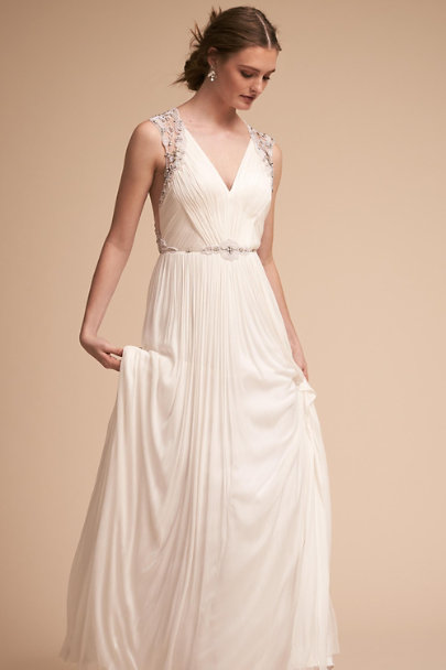 Catherine Deane Ivory Friday Gown | BHLDN