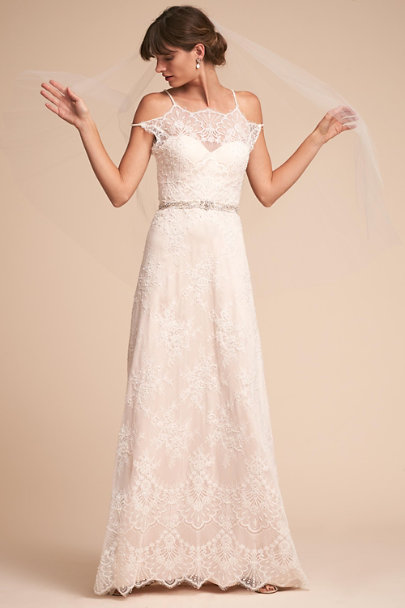 e84dedccd30 Catherine Deane Ivory Karla Gown
