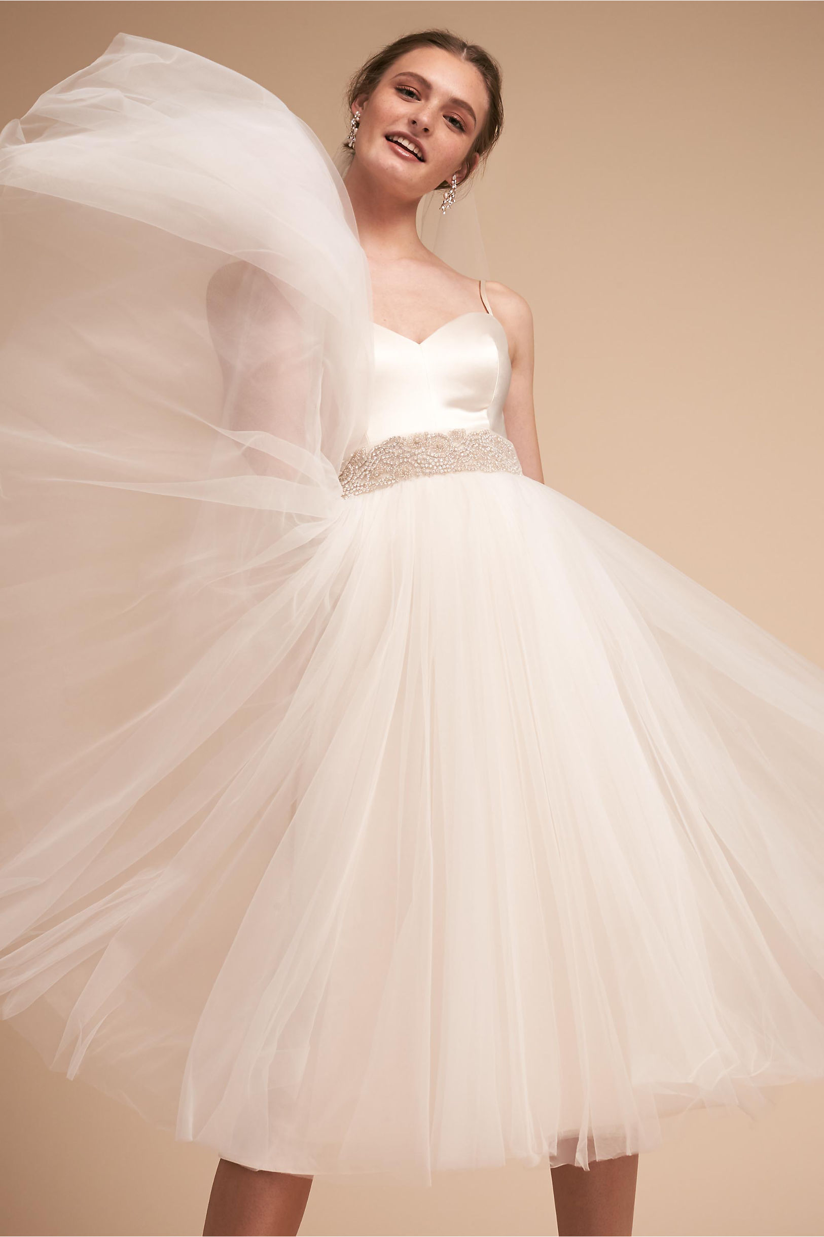 Vintage Inspired Wedding Dress | Vintage Style Wedding Dresses Camilla Gown $690.00 AT vintagedancer.com