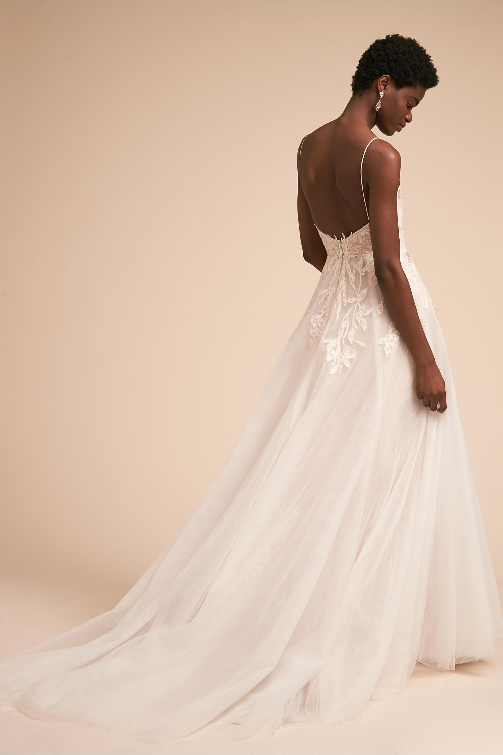 Guinevere Gown Ivory in Sale | BHLDN