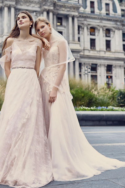 Ivory Guinevere Gown | BHLDN