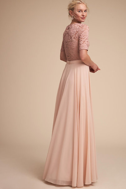 BHLDN Rose Quartz Jive Top | BHLDN
