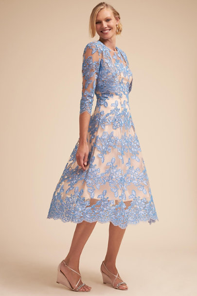 BHLDN Blue Yael Jacket | BHLDN