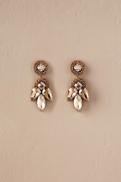 Deepa Gold Mandi Earrings | BHLDN