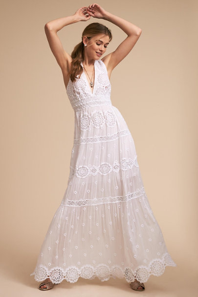 Temptation Positano Ivory Maldive Dress | BHLDN
