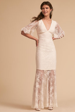 Wedding reception dresses little white dresses bhldn anson dress junglespirit Choice Image