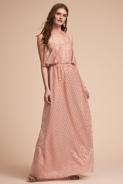 BHLDN Blush Paris Dress | BHLDN