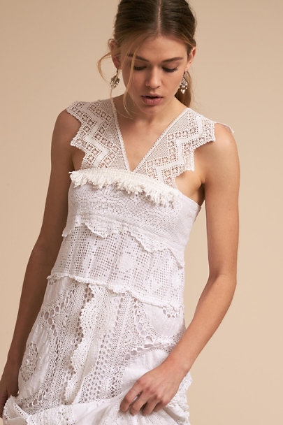 Place Nationale Ivory Antipolis Dress | BHLDN