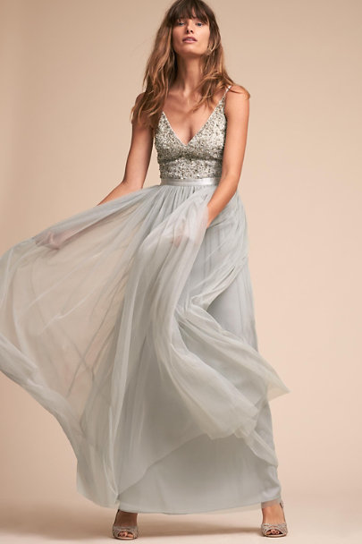 BHLDN Fog Avery Dress | BHLDN