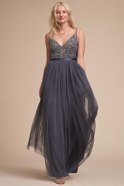 BHLDN Hydrangea Avery Dress | BHLDN