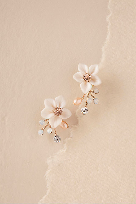 Windflower Earrings