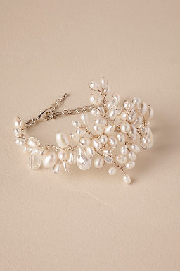 Jewelry for brides wedding jewelry bhldn adrial bracelet junglespirit Image collections