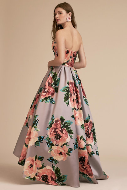 BHLDN Blue Motif Luciana Dress | BHLDN