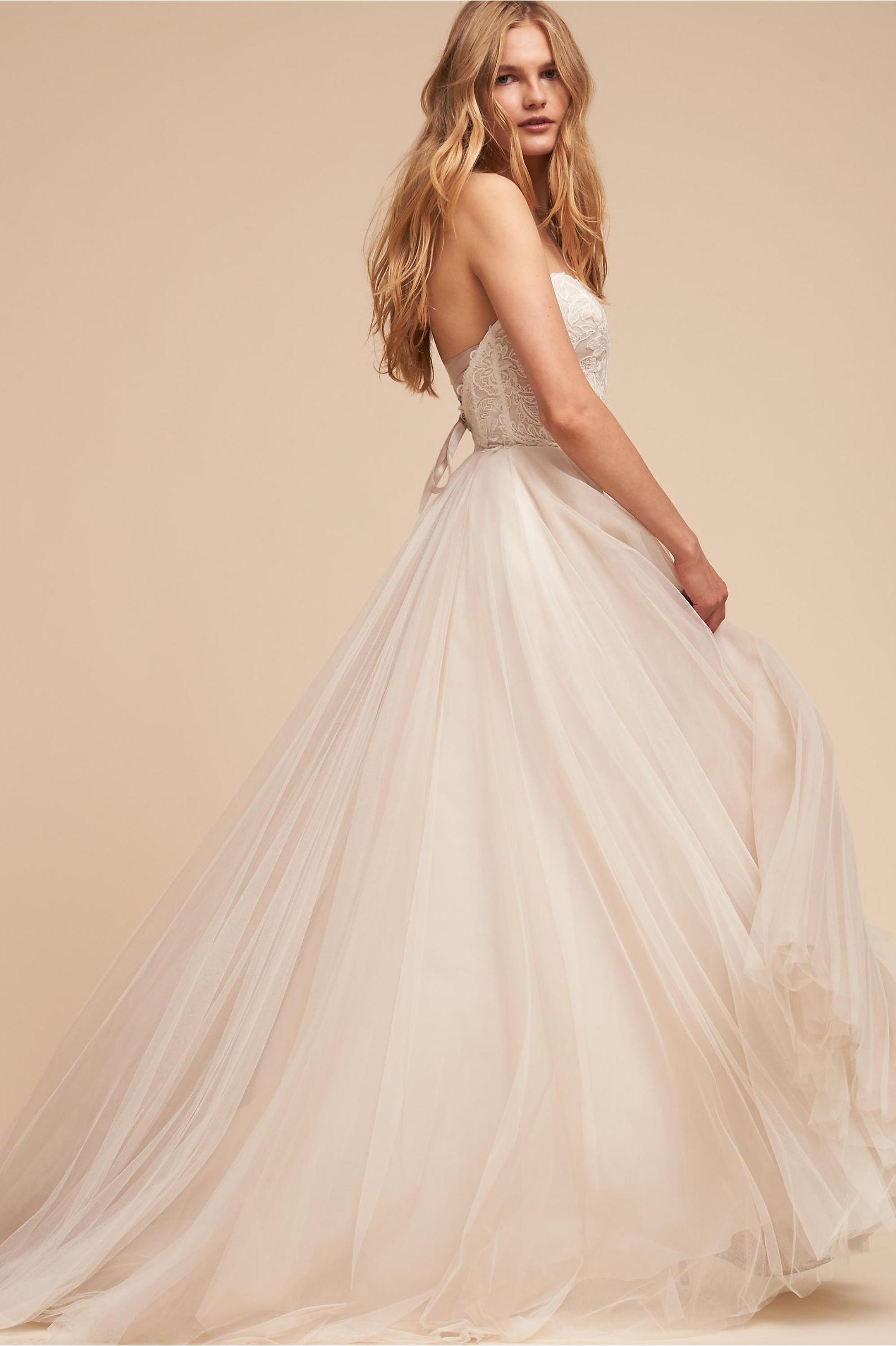 Vintage Style Wedding Dresses, Vintage Inspired Wedding Gowns Rowland Gown  AT vintagedancer.com