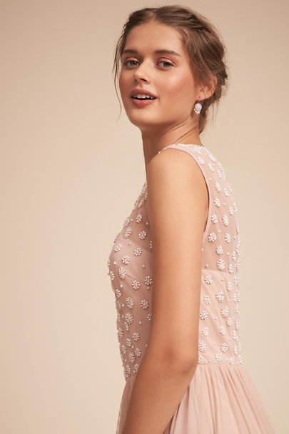 Motee Maids Blush Emma Dress | BHLDN