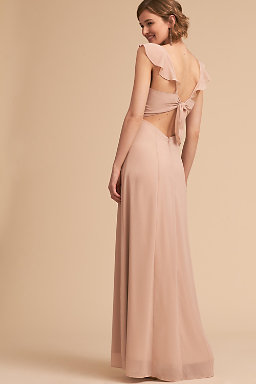 Diana Dress Nude.