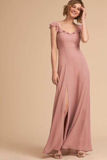 BHLDN Rose Diana Dress | BHLDN