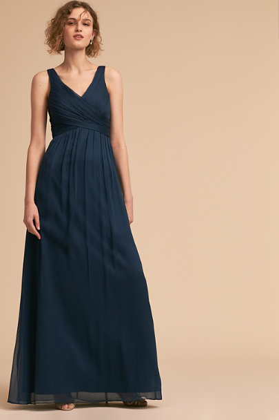 BHLDN Navy Angie Dress | BHLDN