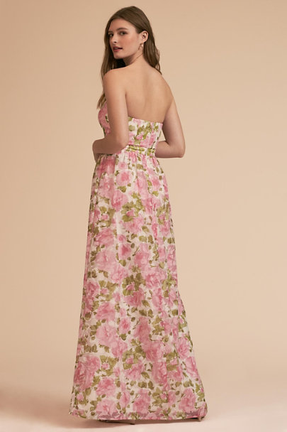 BHLDN Pink Jessa Dress | BHLDN