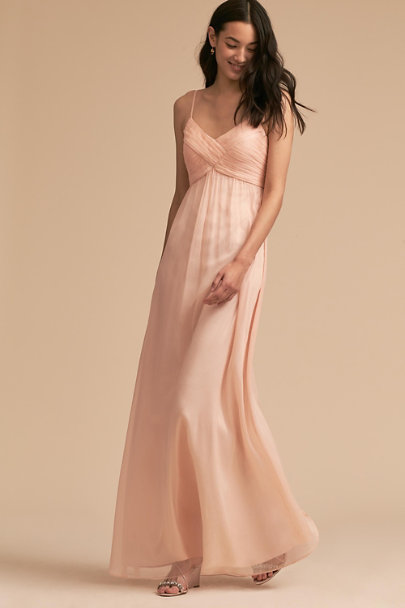 BHLDN Blush Brigitte Dress | BHLDN